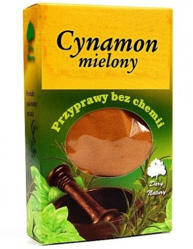 Cynamon mielony 60g - 1 - Przyprawy i zioła
