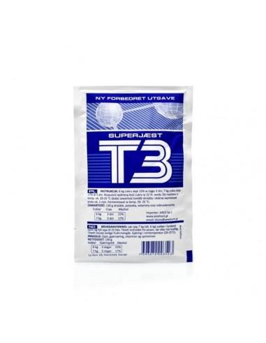 Drożdże gorzelnicze Super T3