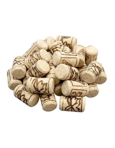 Korki do wina aglomerowane 38 x 23 - zestaw 10 sztuk - 1 - Gorzelnictwo i destylacja