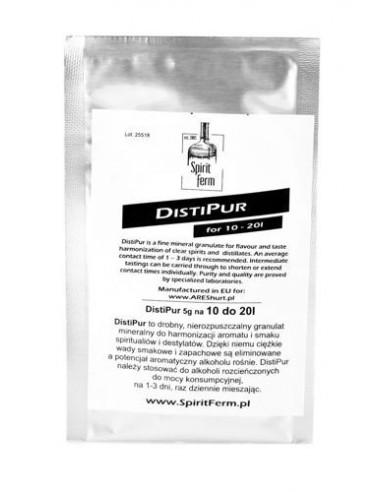 DistiPur 5g na 10-20L alkoholu