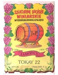 Drożdże winiarskie - Tokay...