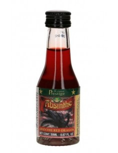 Esencja smakowa Absynt Red Dragon 20ml - 1 - Gorzelnictwo i destylacja