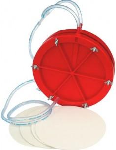 Filtr włoski z trzema parami wkładek filtrujących - 1 - Wino domowe