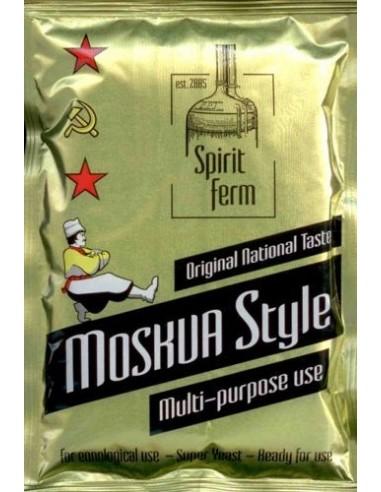Drożdże gorzelnicze SpiritFerm Moskva Style - 1 - Gorzelnictwo i destylacja