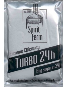 Drożdże gorzelnicze SpiritFerm 24h - 1 - Gorzelnictwo i destylacja