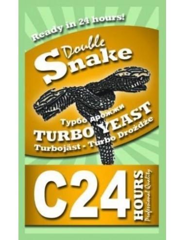 Drożdże gorzelnicze Double Snake...