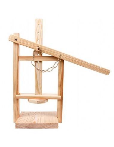 Drewniana prasa do sera - 1 - Serowarstwo