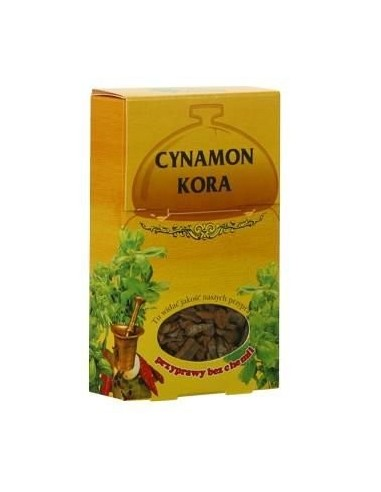 Cynamon kora 60g - 1 - Przyprawy i zioła
