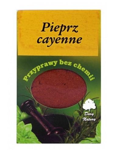 Pieprz cayenne 60g - 1 - Przyprawy i zioła
