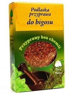 Podlaska przyprawa do bigosu 50g - 1 - Przyprawy i zioła