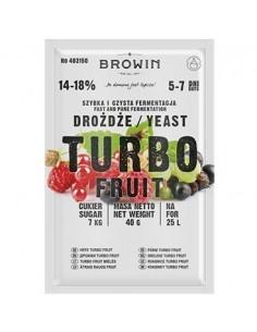 Drożdże gorzelnicze TurboFruit 5-7 dni - 1 - Gorzelnictwo i destylacja